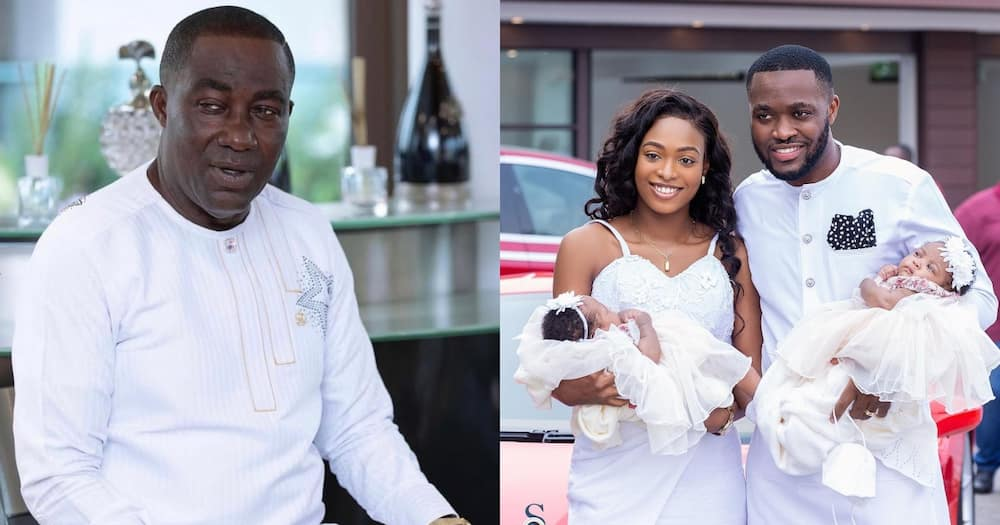 Tracy Osei: Kennedy Osei's wife sends heartfelt birthday message to Despite