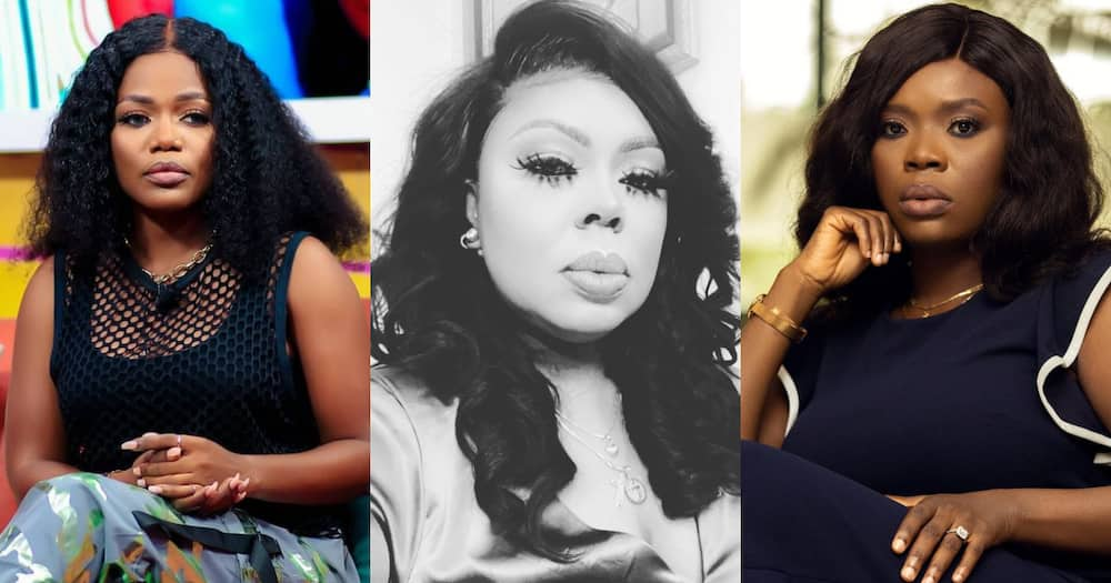 5 close friends of Afia Schwar who have fallen out with her over betrayal