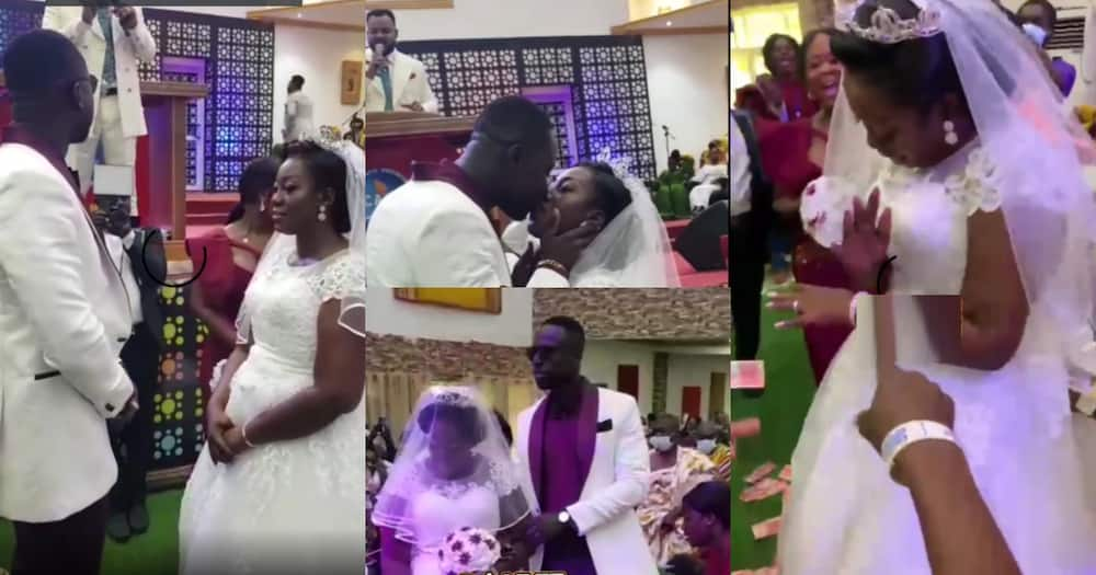 Wedding of Funny Face's ex-wife