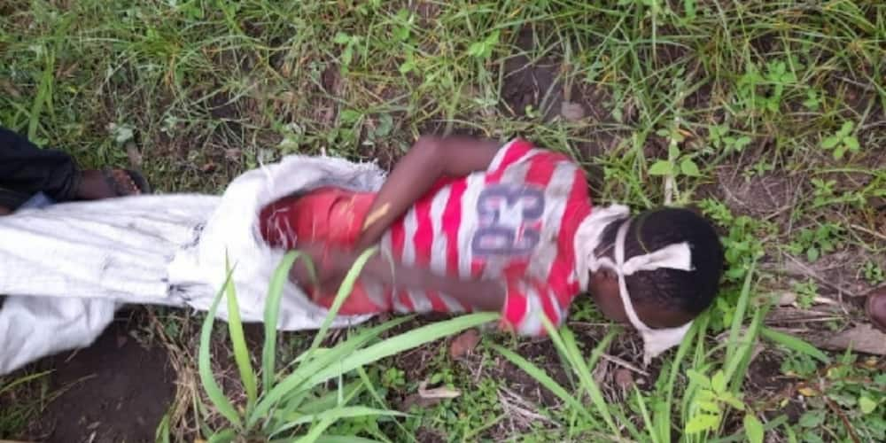 Spirit rejects Ewe boy captured for rituals over wrong selection