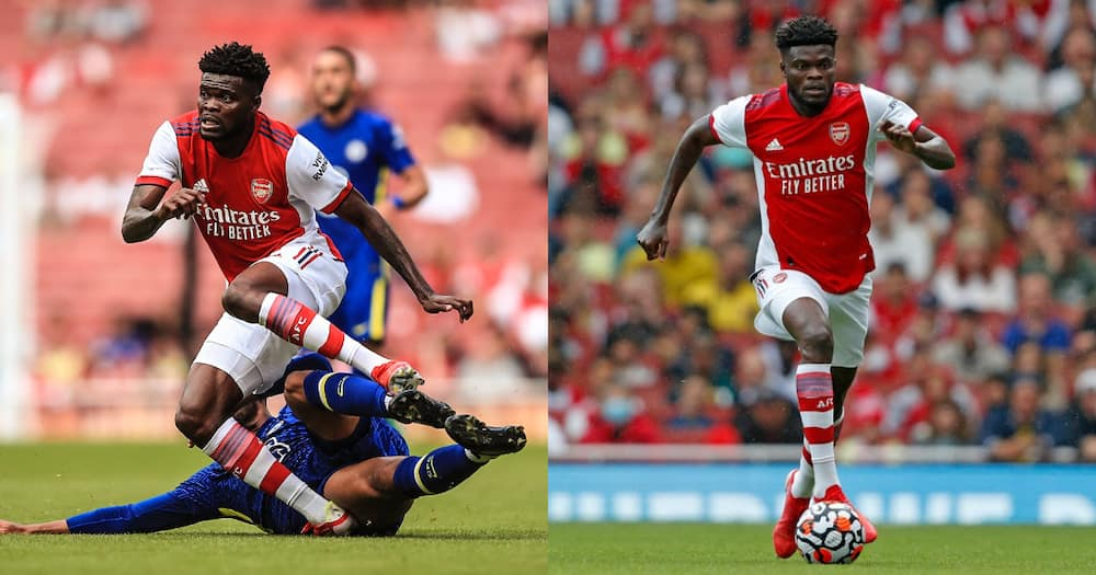 It doesn't look good - Arsenal manager Mikel Arteta speaks after Partey's injury in pre-season