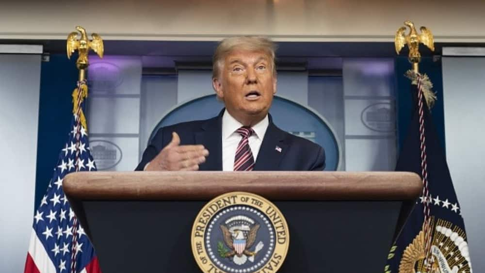 US election: If you count the legal votes, I easily win, Trump claims