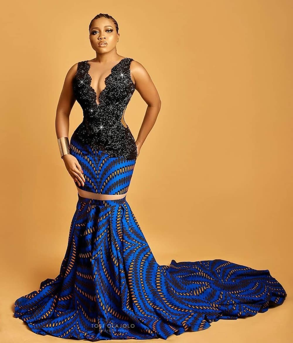 African wear for engagement
