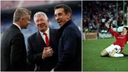 Solskjaer named in Man United's legends squad to battle Bayern as Ferguson makes return as manager