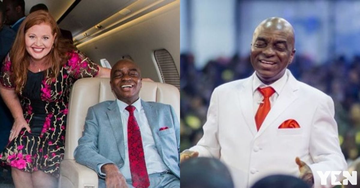 Millionaire pastor David Oyedepo reveals the deep secret to his abundant riches