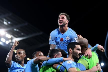 Man City star Kyle Walker says he's better than Messi and Ronaldo