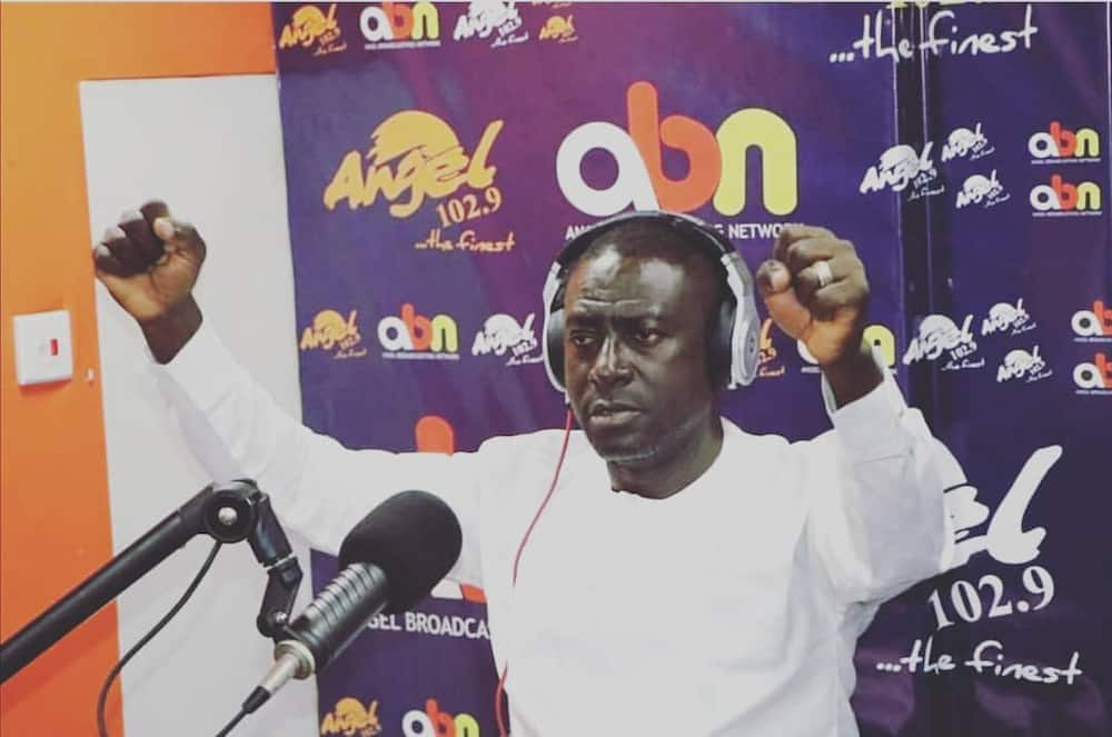 Breaking news: Captain Smart joins Media General after resigning from Angel FM