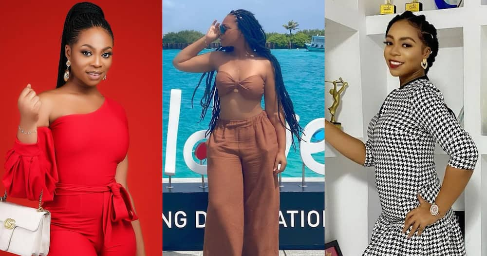 Michy: Shatta Wale's Baby Mama And Her New Bae Twin In Rolex Watches; Video Drops