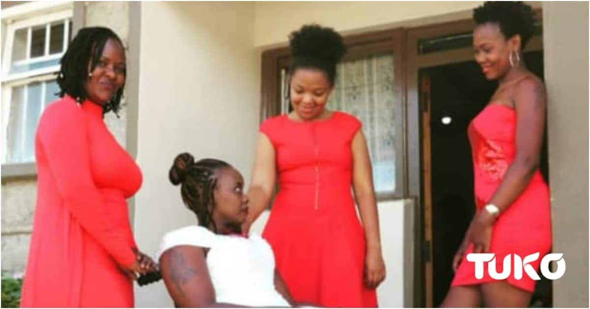 Meet 33-year-old woman who married herself after an accident left her crippled (photos, video)