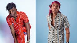 """Kuami Eugene does not know how to """"talk"""" - KiDi shares secret struggle with colleague in new video"""
