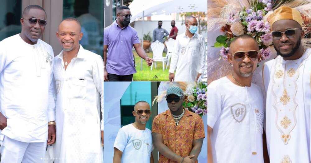 Fadda Dickson: 5 photos of Despite's right-hand man in amazing Africa attires