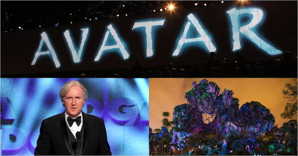 Avatar 2: Director James Cameron says the sequel's filming is finished