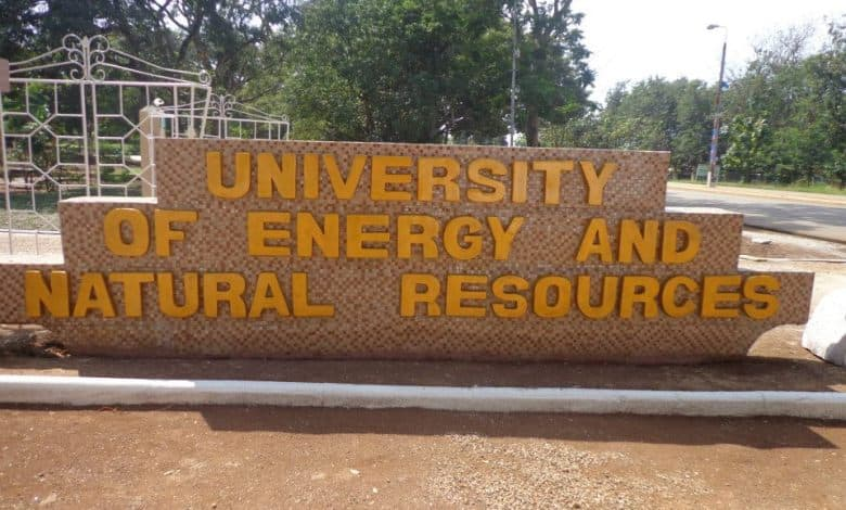 University of Energy and Natural Resources 2020/2021: courses offered and fees