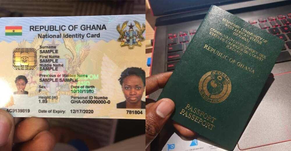 Ghana card is not replacing passport - National Identification Authority clarifies
