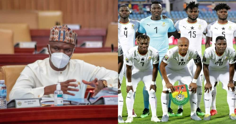 Ghanaians blast gov't over $25 Million budget for 2022 World Cup & AFCON