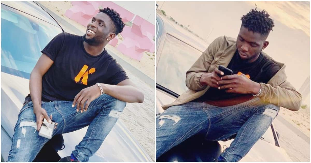Tragedy strikes as fast-rising rapper Ziggy dies after falling off 4-storey building (photos)