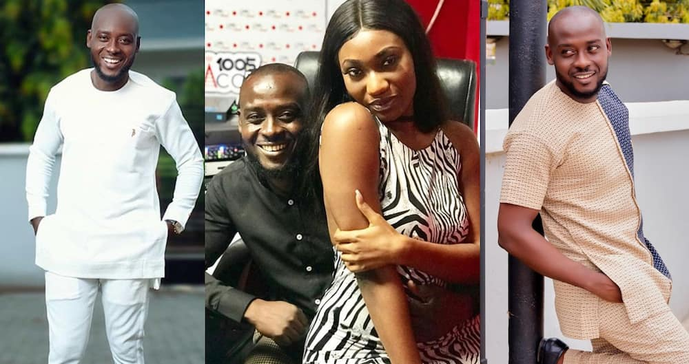 Nana Romeo reacts to leaked audio of him begging to sleep with a lady