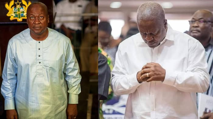 Analysis: Mahama faces a stark choice in tomorrow's election: Victory or political retirement