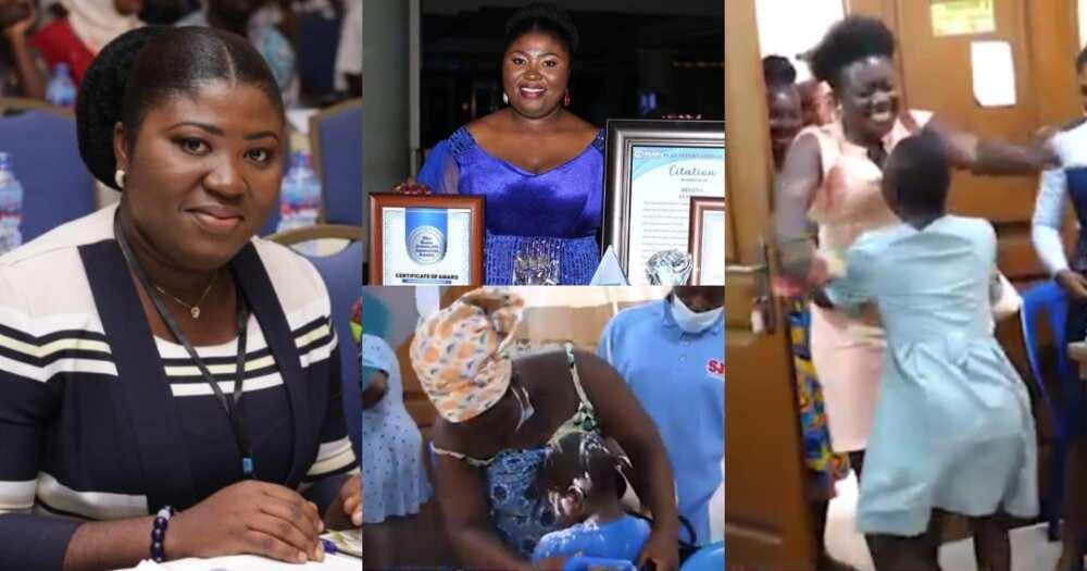 Regina Asamoah: Meet the award-winning Ghanaian journalist reuniting missing children with their families