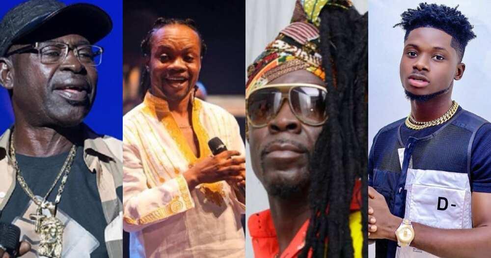 Kuami Eugene: I will be on the same level as Daddy Lumba, Kojo Antwi and Amakye Dede