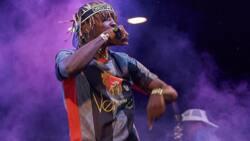 The musician Kofi Mole and his 10 hits