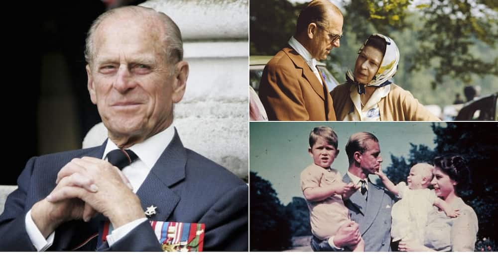 Prince Phillip's Death Certificate Lists 'Old Age' As the Cause