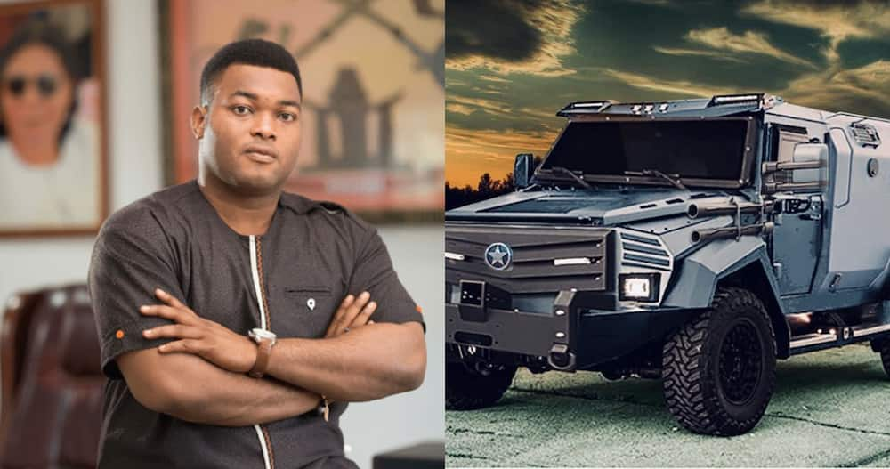 Kwadwo Safo Kantanka: CEO says Kantanka Automobile can Produce Bullion van cars Within 5-7 Weeks