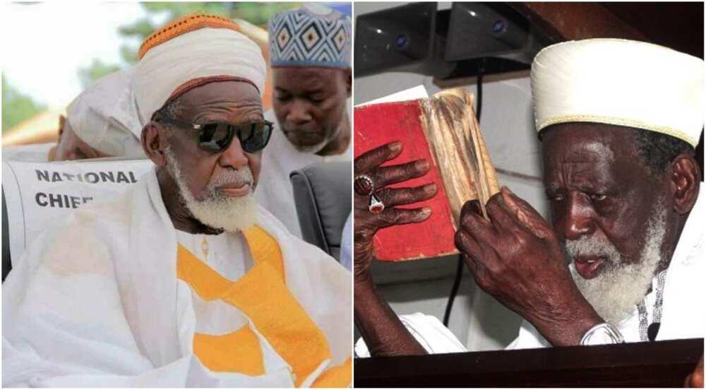 Top 10 achievements of Ghana's Chief Imam Sheikh Osman Nuhu Sharubutu