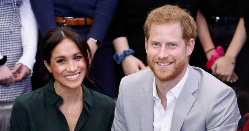 Prince Harry and Meghan Markle secretly buy their first home