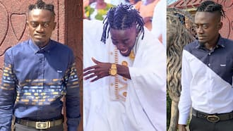 My talent is from God, not man - Lil Win fires with video after Kwaku Manu claimed he made him a star