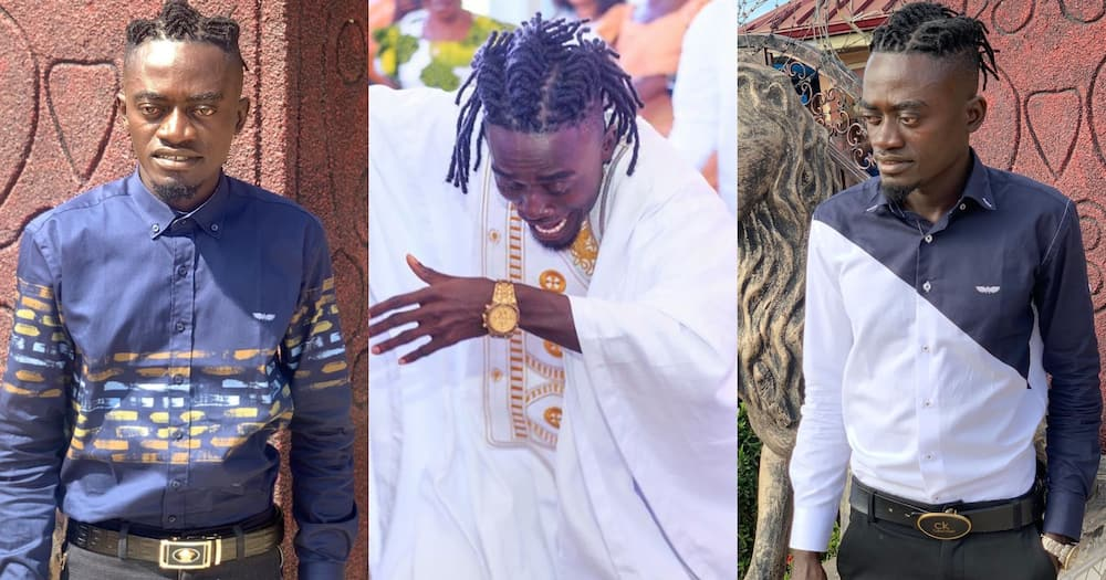 Lil Win says he is getting married; shares video from pre-wedding photoshoot