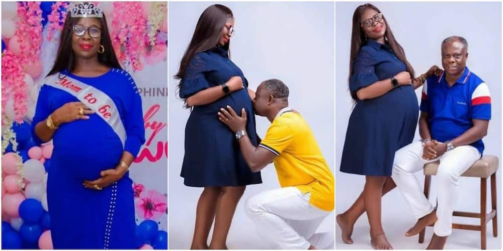 Jubilation as Nigerian Couple Set to Welcome a Child after 25 Years of Marriage