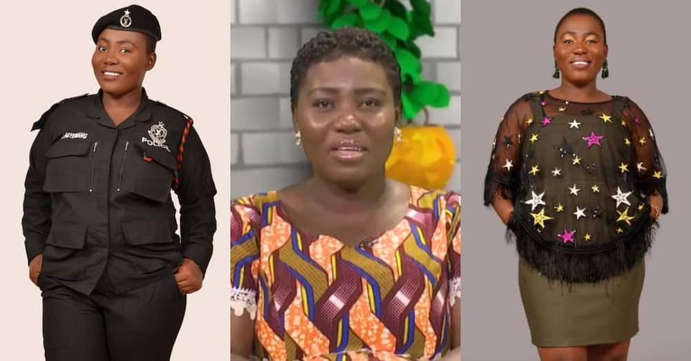 Intimacy is overrated; I wish I was still a virgin -Ghanaian policewoman