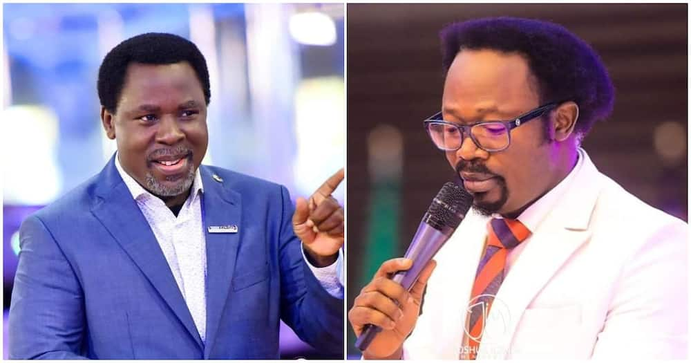 How I Prophesied About T.B Joshua's Death 4 Times, Popular Cleric Reveals