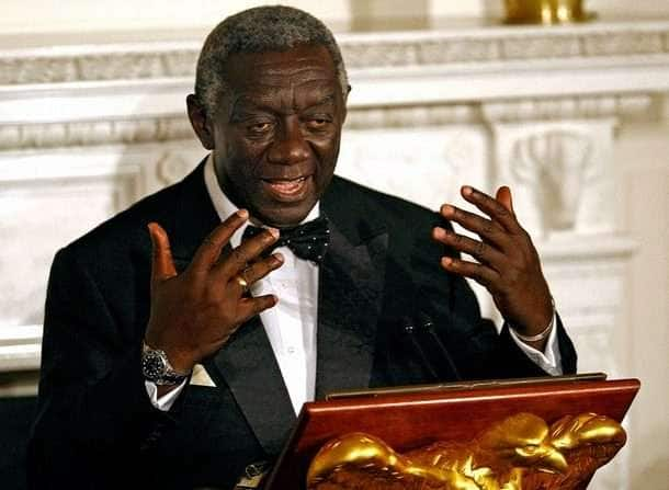 NPP destined to lead in the transformation of Ghana – Kufuor
