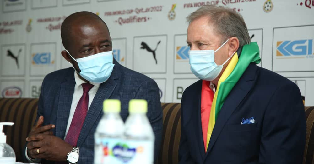 The appointment of Milovan Rajevac is not a try and error thing - GFA President Kurt Okraku