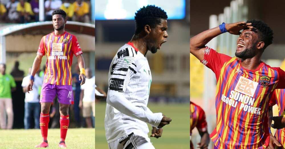Hearts talisman Daniel Barnieh confident ahead of CAF Champions League clash against C.I Kamsar