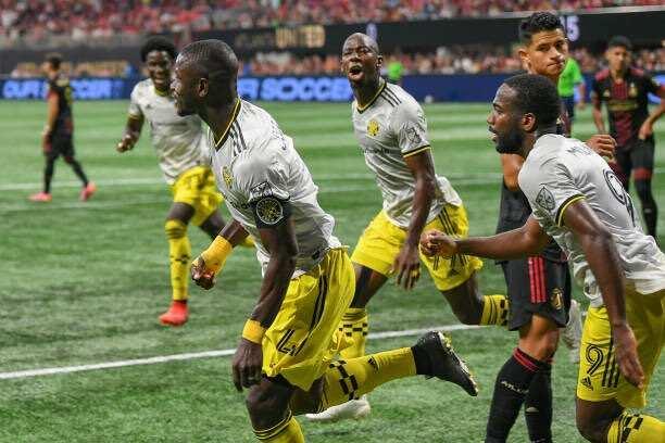 Jonathan Mensah powerful header earns Columbus Crew victory over Atlanta United