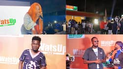 Beautiful videos and photo drop as music stars throng WatsUp TV's 24-hour channel launch
