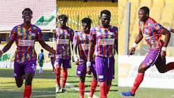 CAF Champions League: Hearts to face Moroccan giants WAC after brushing aside C.I Kamsar