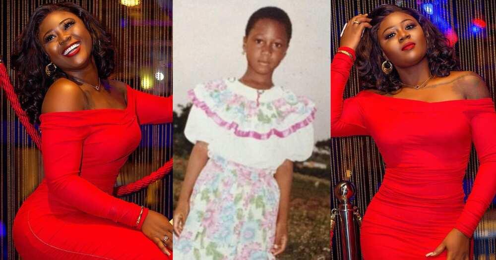 Salma Mumin: 3 Childhood Photos of Actress stun fans on Social Media