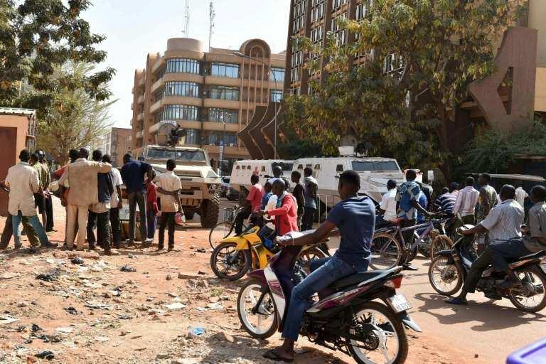 Ghana, Togo and Benin on high alert over reports of a jihadist threat