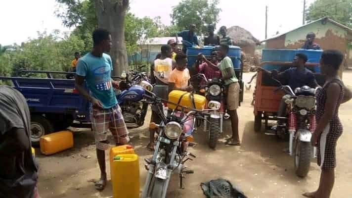 Voters in North Tongu threaten to boycott December elections over lack of water