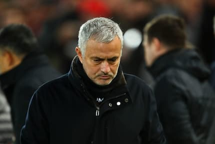 Mourinho to pocket GHC148m dismissal wage from Man United after sack