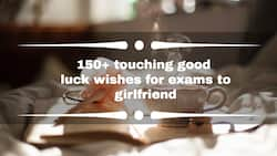 150+ best touching good luck wishes for exams to girlfriend