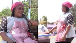 Patience Budu: Woman who paid son's university fees from selling asaana shares life experience