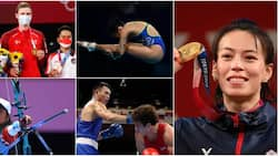 5 Countries offering whopping sum of money to their Olympic medalists, one is paying GHC4.4 million