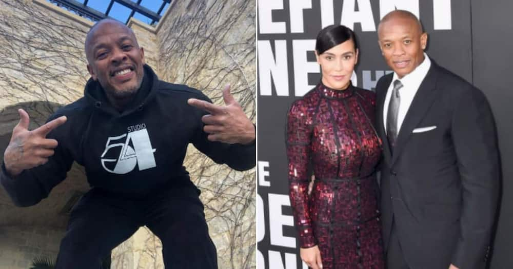 Dr Dre, Nicole Young, divorce, legal fees