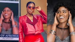 Mzvee featured on Faces of Afrobeats Billboard in New York, stunning video pops up