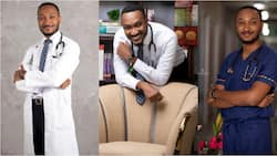 Benjamin Appau: Brilliant Gh man becomes doctor; earns 2 degrees, wows many online